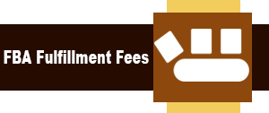 FBA Fulfillment Fees Button - Shipping Company