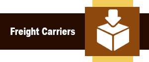 Freight Carriers Button - Shipping Company